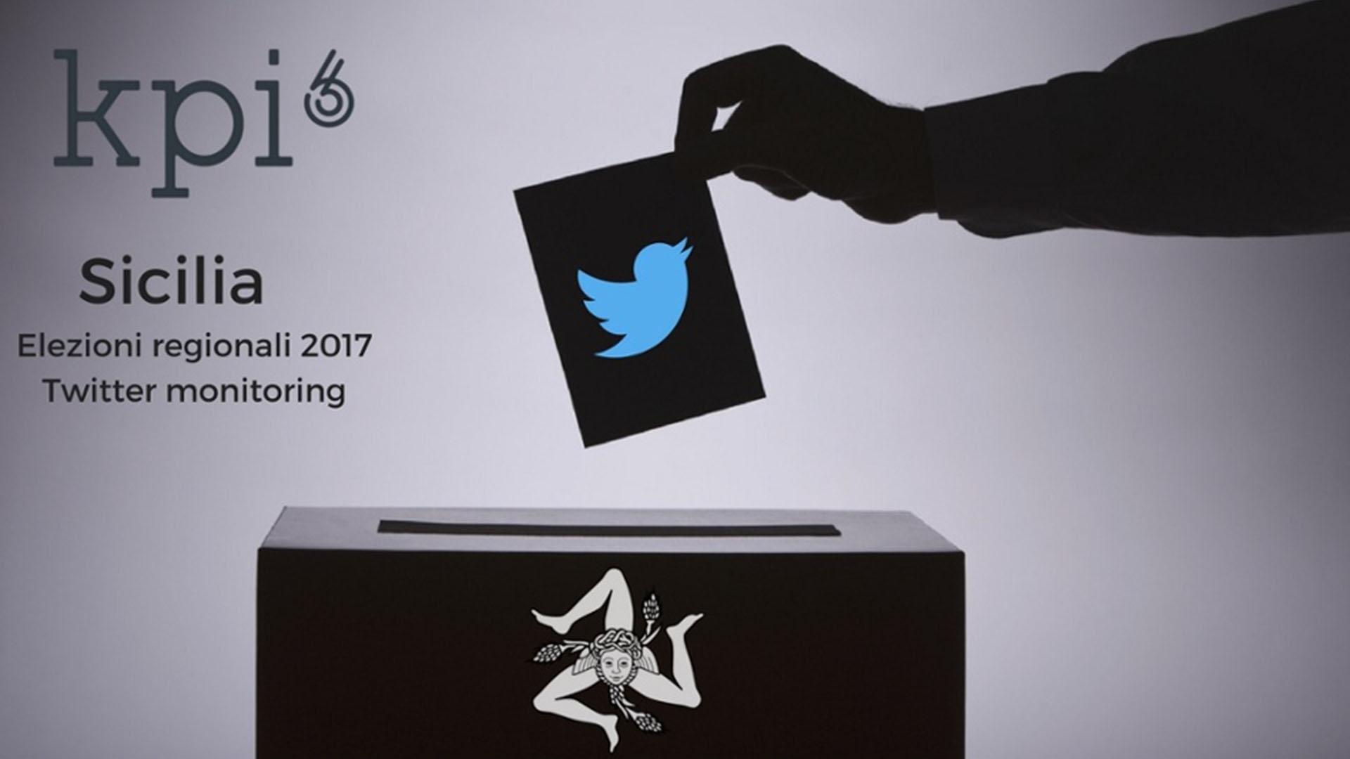 Elezioni Sicilia, il Social Listening vi racconta la campagna Twitter