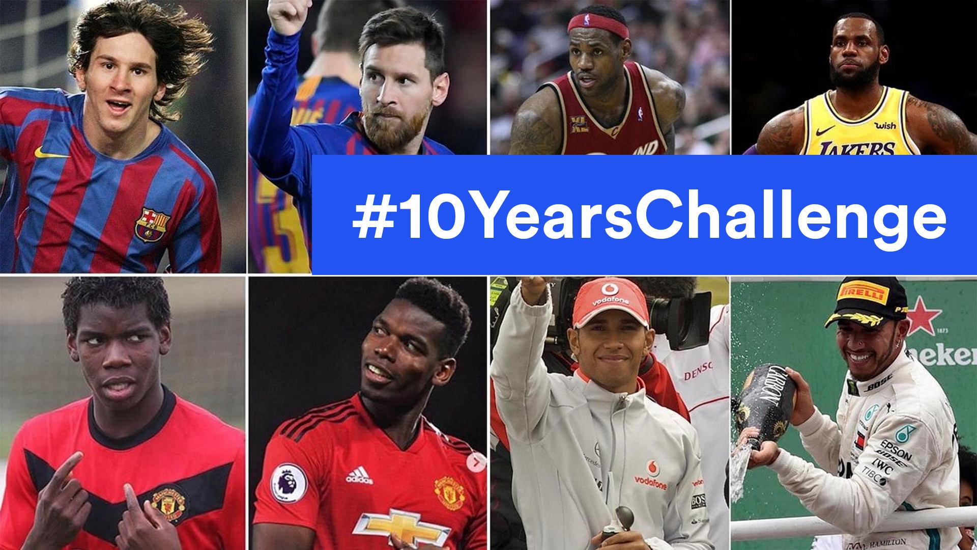 #10YearsChallenge: com'è iniziata e altre curiosità del social trend